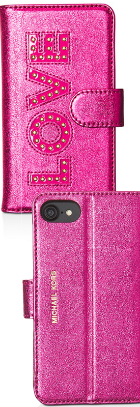 MICHAEL Michael Kors Folio iPhone 7 Case