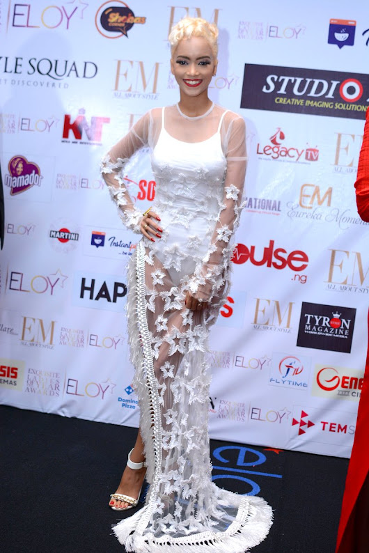 MILLARE Fashion: The Glitz, Highlights and Winners at Eloy Awards 2017