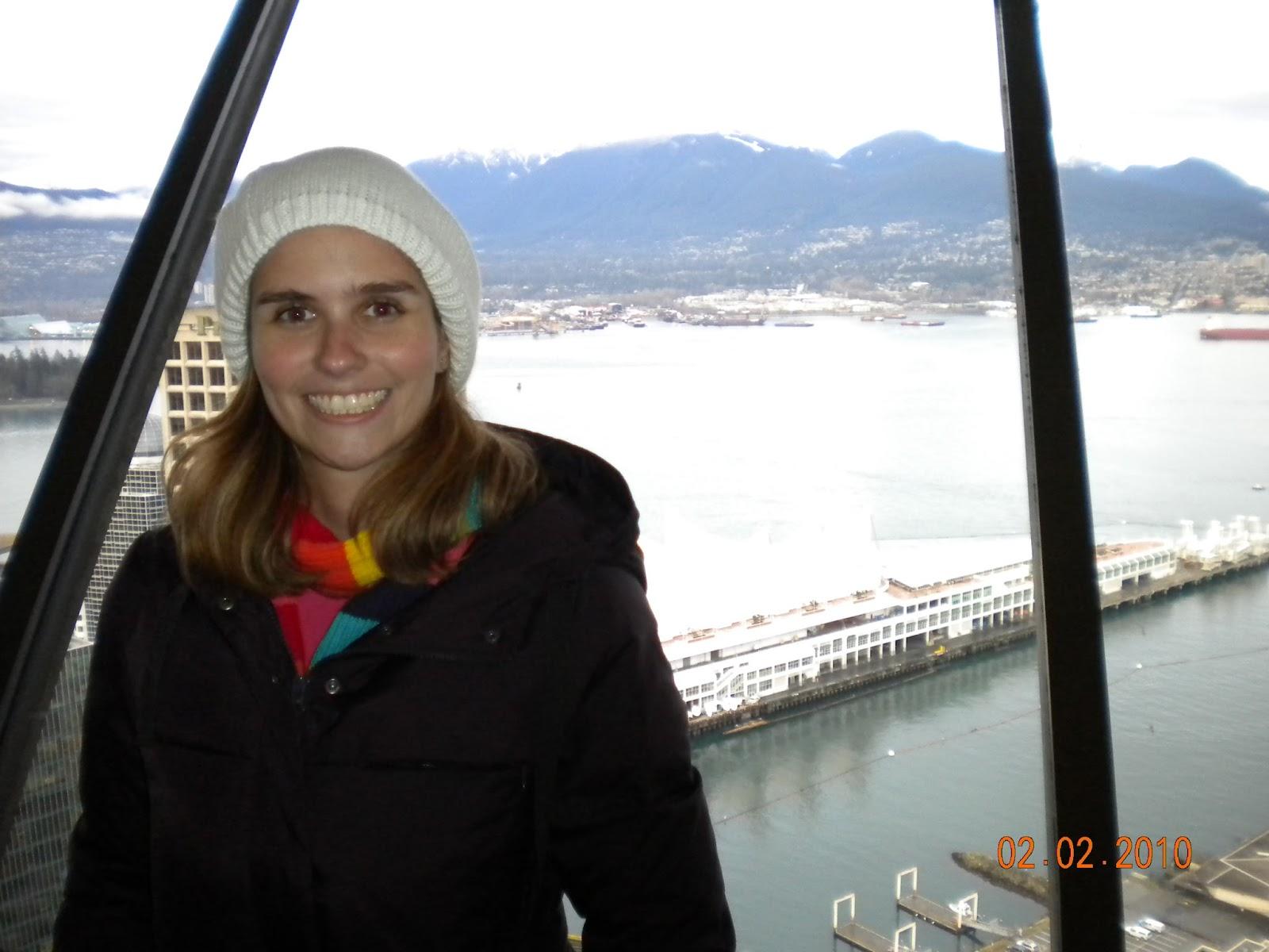 Vancouver Lookout Harbour Centre