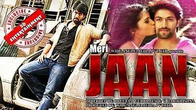 Meri Jaan (2015) Hindi Dubbed DVDRip 400MB