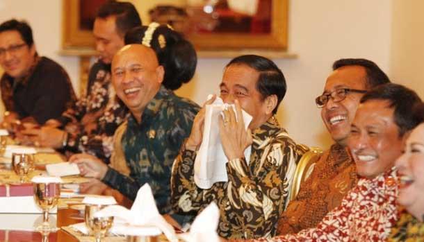 Pidato Jokowi Sebut Kemiskinan Menurun, Politisi Senior: Turun Ke Anak Cucu