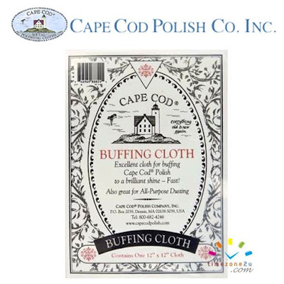 CAPE COD Buffing & Dusting Microfiber Cloth