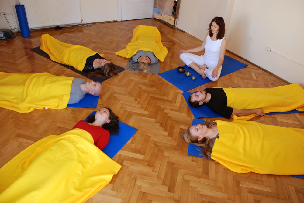 jóga, meditáció, relaxáció, Kolozsvár, Edó