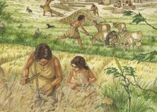 Sejarah Masa Bercocok Tanam Tingkat Lanjut atau Masa Perundagian