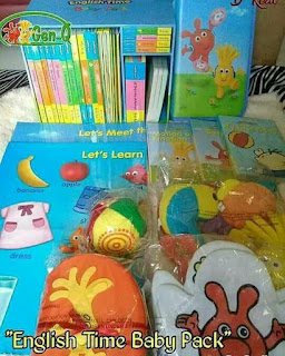 English Time Baby Pack (ETBP)
