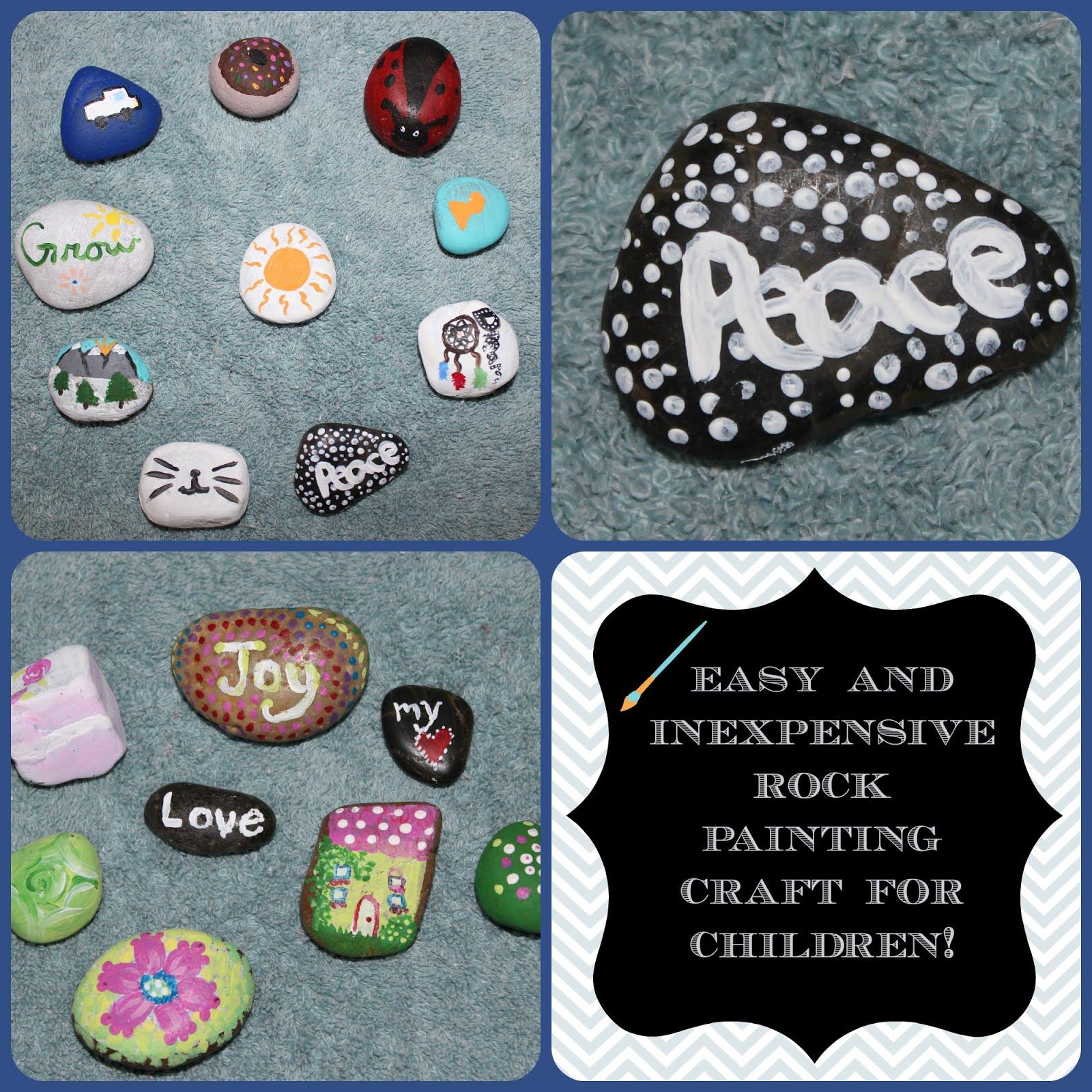 Craft Rocks For Sale