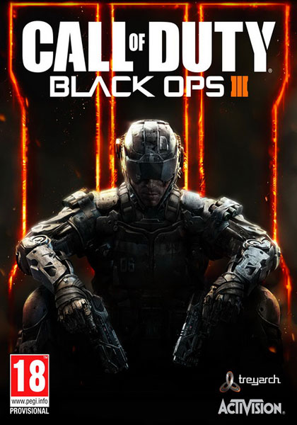 Call of Duty Black Ops III (PC) Dublado PT-BR + Multiplayer