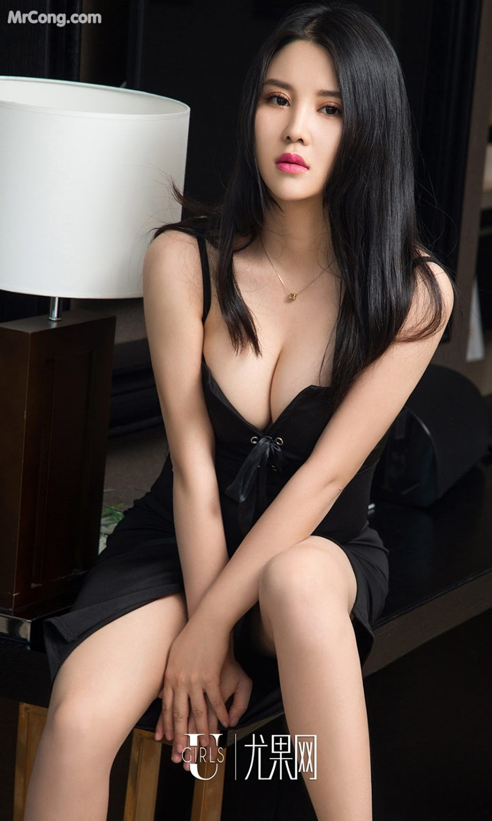 Image UGIRLS-Ai-You-Wu-App-No.879-Sukki-Ke-Er-MrCong.com-002 in post UGIRLS – Ai You Wu App No.879: Người mẫu Sukki Ke Er (Sukki可儿) (40 ảnh)