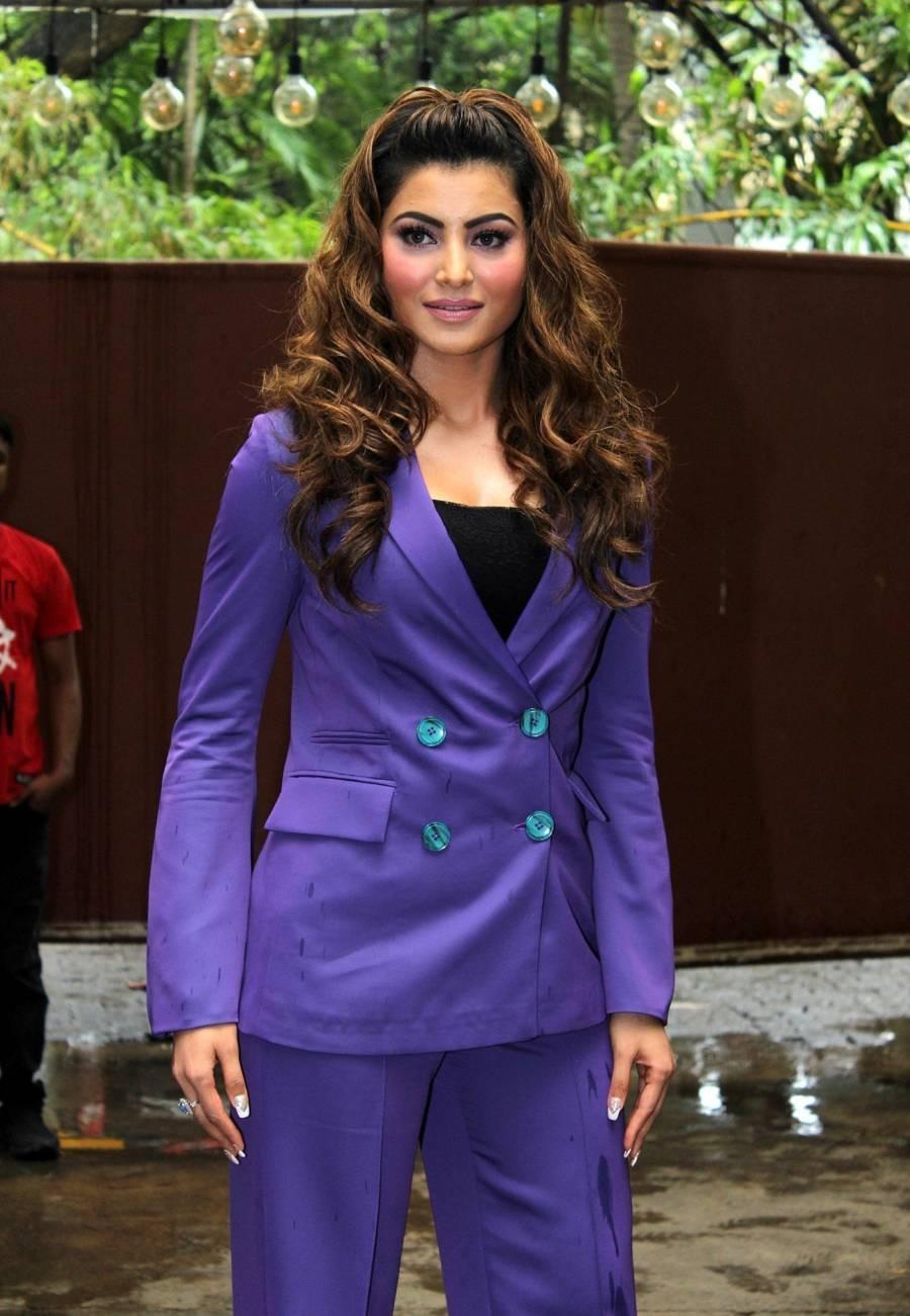 Urvashi Rautela At Hindi Movie Song Launch Of Bijli Ki Taar
