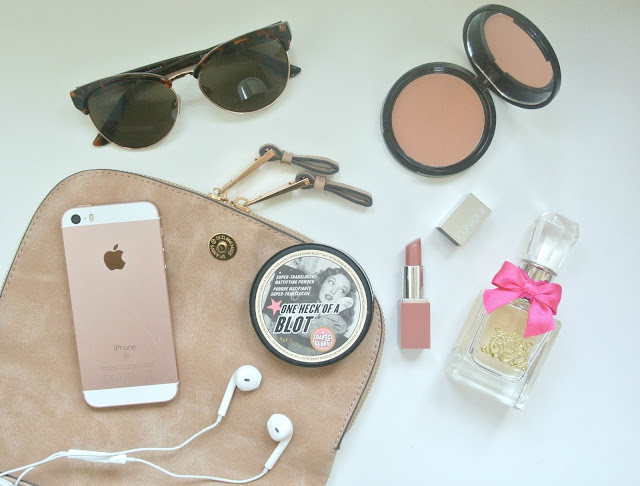 Next Fashion Bag Warehouse Sunglasses NYX Soap and Glory Clinique iphone se rose gold juicy couture