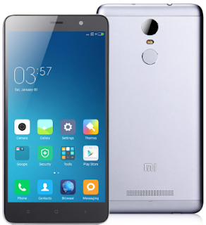 Cara Flash Xiaomi Redmi Note 3 Dengan Recovery Update
