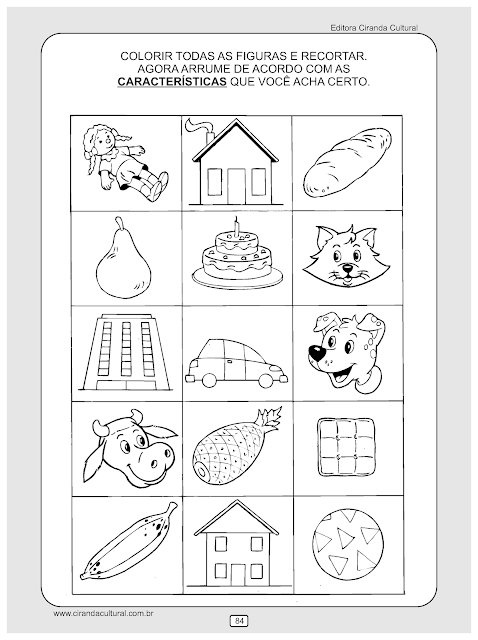 atividades de matematica conceitos caracteristicas
