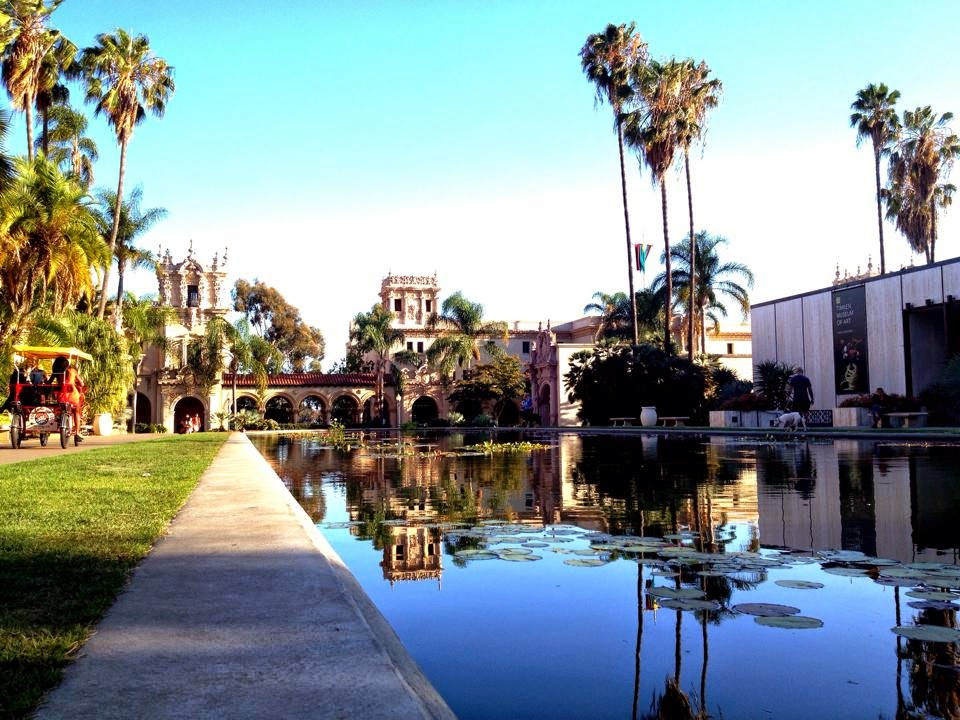 top 3 reasons to visit San Diego Balboa Park