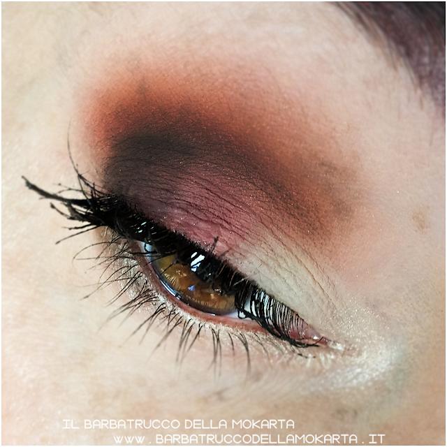 makeup matt ombretto eyeshadow Purobio Cosmetics