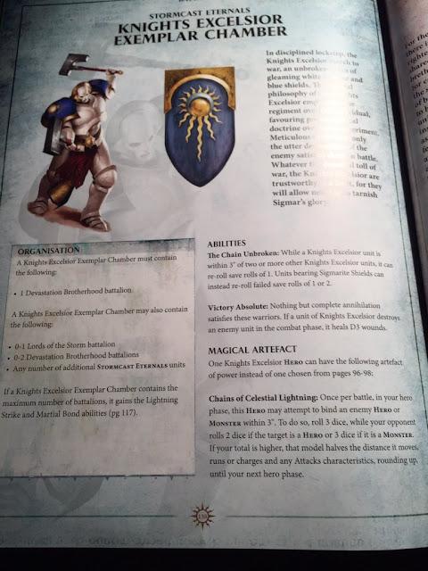Battletome Stormcast Eternals
