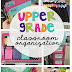 Classroom Organization in the Upper Grades {Part 1 of 5}