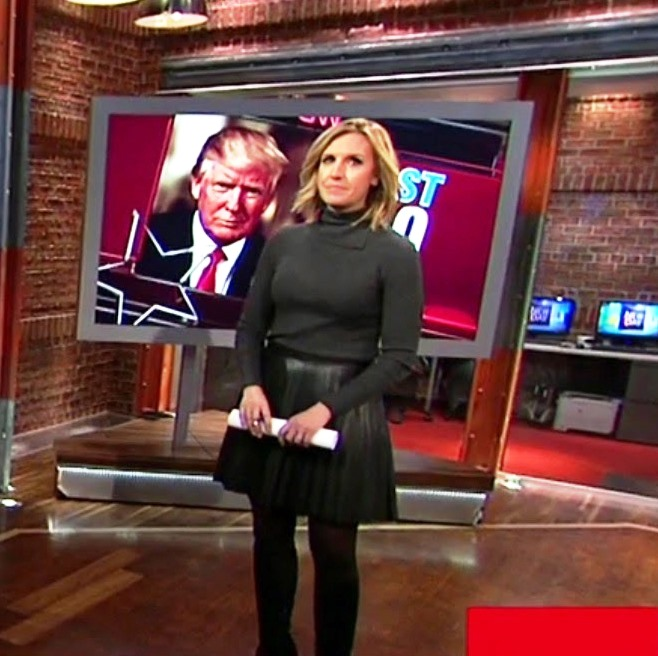 THE APPRECIATION OF BOOTED NEWS WOMEN BLOG : poppy harlow