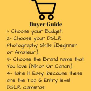 Best-entry-level-dslr-cameras-buyer-guide