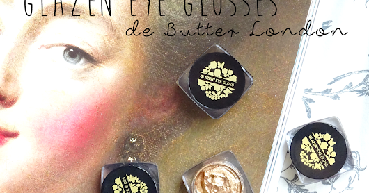 Les Glazen Eye Glosses de Butter London