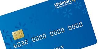get a walmart credit card