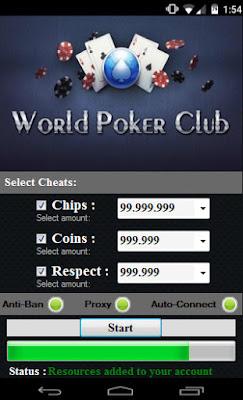 World poker club android mod - Olg poker lotto ontario
