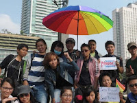 Indonesia and 17 countries rejected the manuscript the recognition of LGBT rights in the United Nations