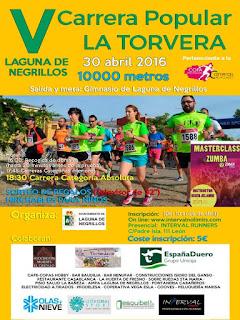 Carrera Laguna de Negrillos