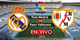 مباراة ريال مدريد و رايو فاليكانو بث مباشر اليوم في الدوري الاسباني
