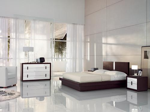 Cortinas para el dormitorio dormitorios con estilo for Modelos de cortinas para cuartos