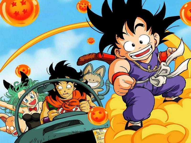 Ver Dragon Ball Online