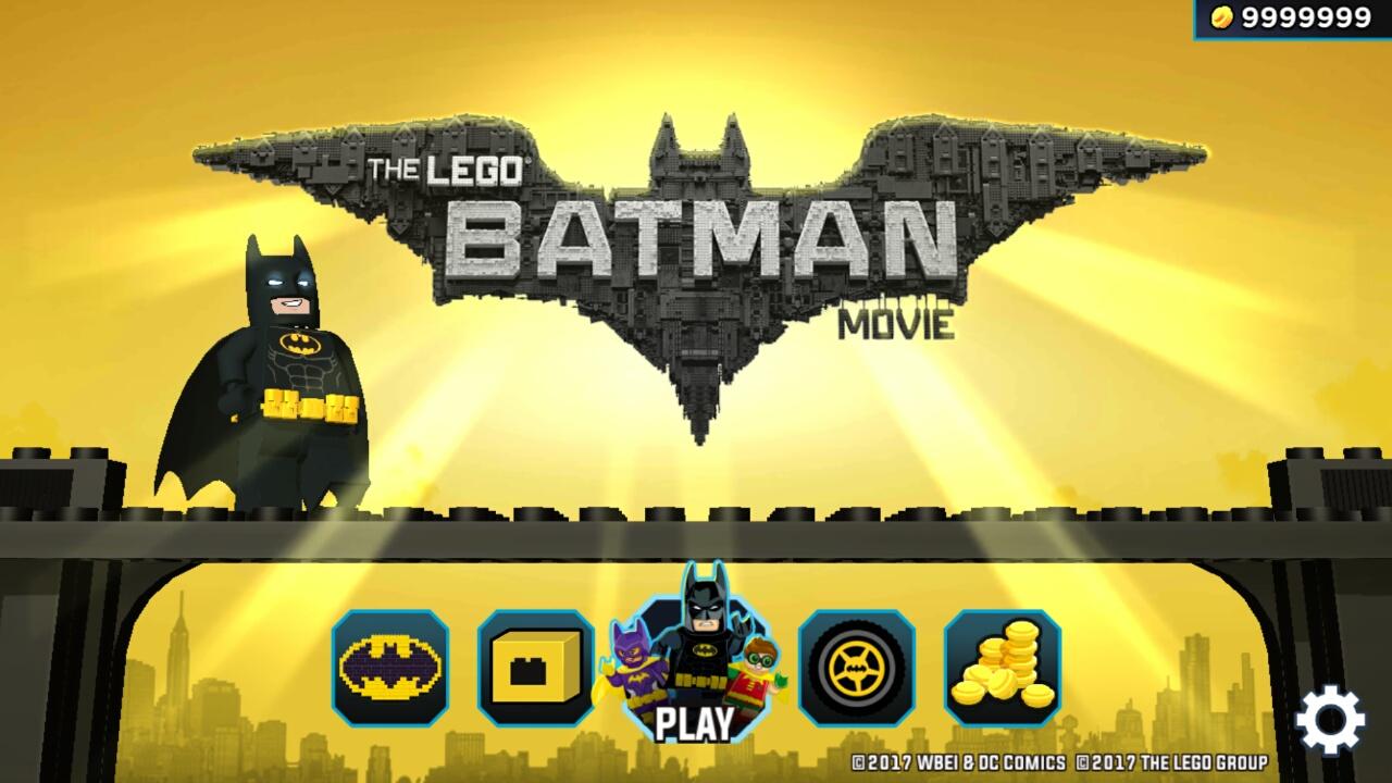 The Lego Batman Movie Mod Apk + Obb - Dobo Games