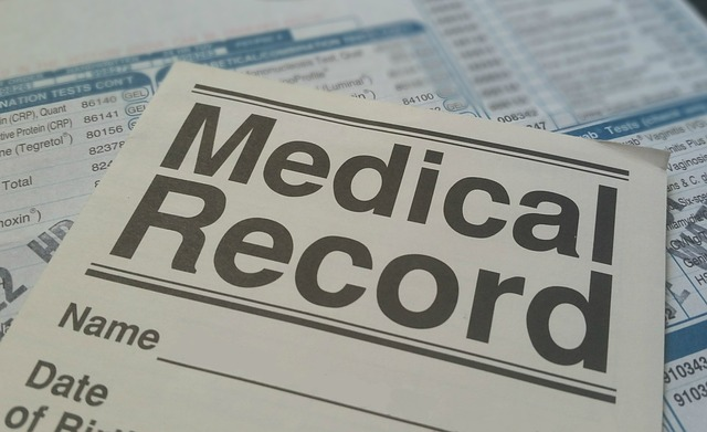 Scanning And Uploading of Medical Records