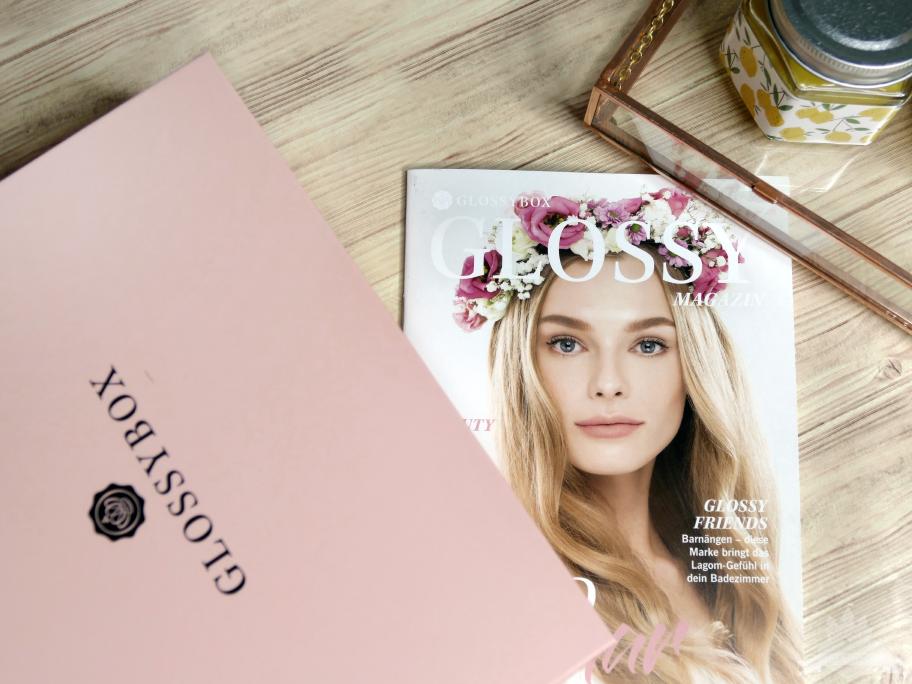 Glossybox Midsommar Edition Juni 2018 Österreich