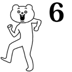 Aggressive Bear Betakkuma 6 (TW/HK)