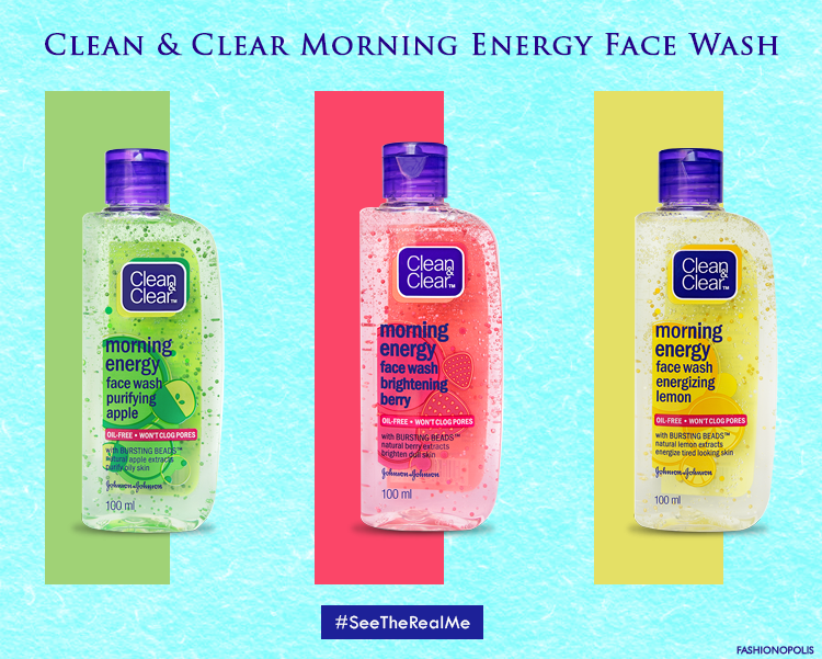 Clean&ClearMorningEnergyFaceWash-WithBurstingBeads-Product-SkinCare-Amena-Fashionopolis
