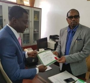 Court stops Abia Chief Judge, others from swearing in Ogah as Governor