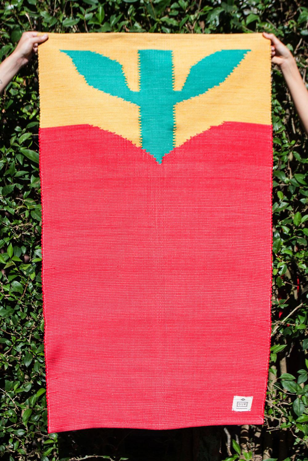 Pon fe y esperanza en tu vida las alfombras artesanales y - Alfombras divertidas ...