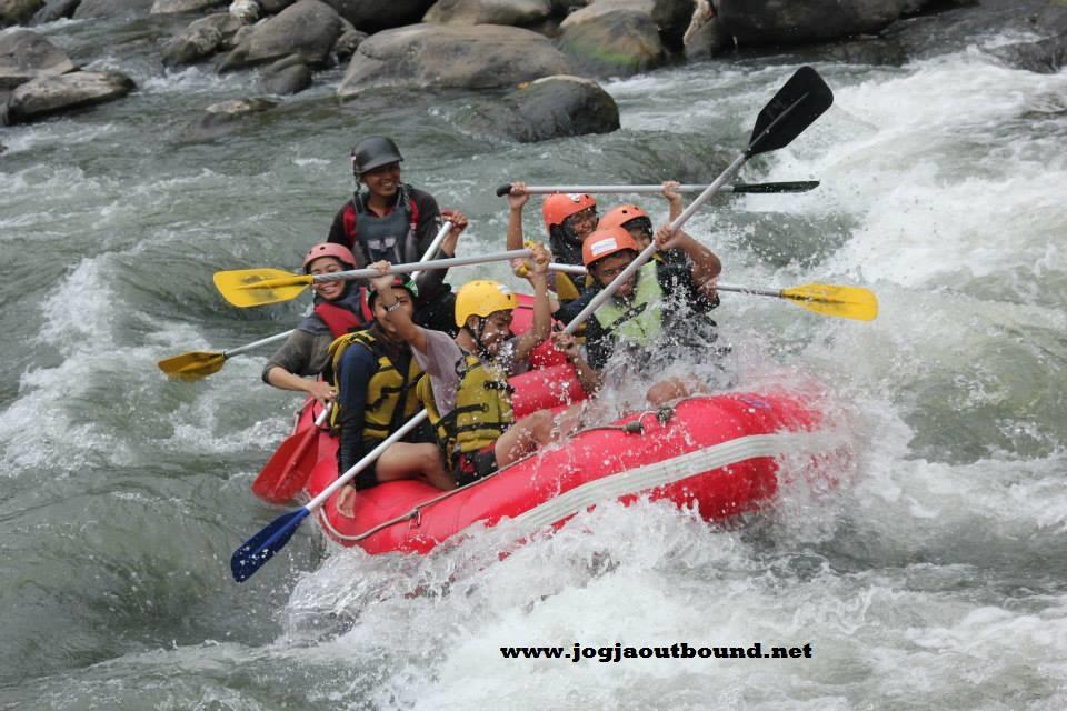 Rafting Serayu