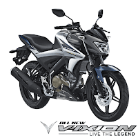 Pilihan Warna Yamaha Vixion New 2017 Terbaru
