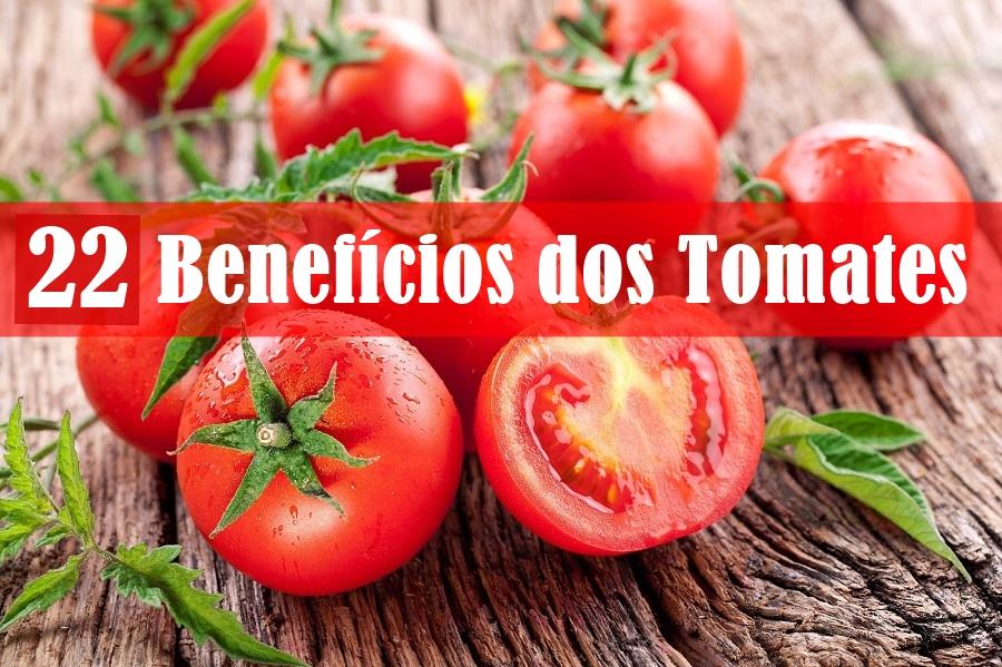 29 Benefícios dos Tomates para a Saúde