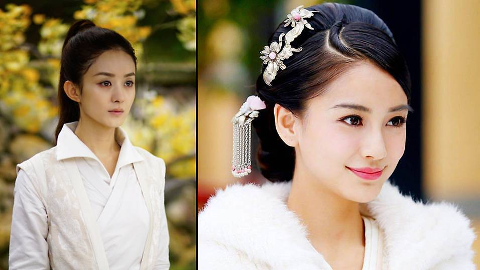 Angelababy is not starring in 'Princess Agents' sequel   China
