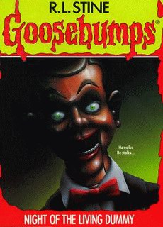 Goosebumps #7: Night of the Living Dummy PDF