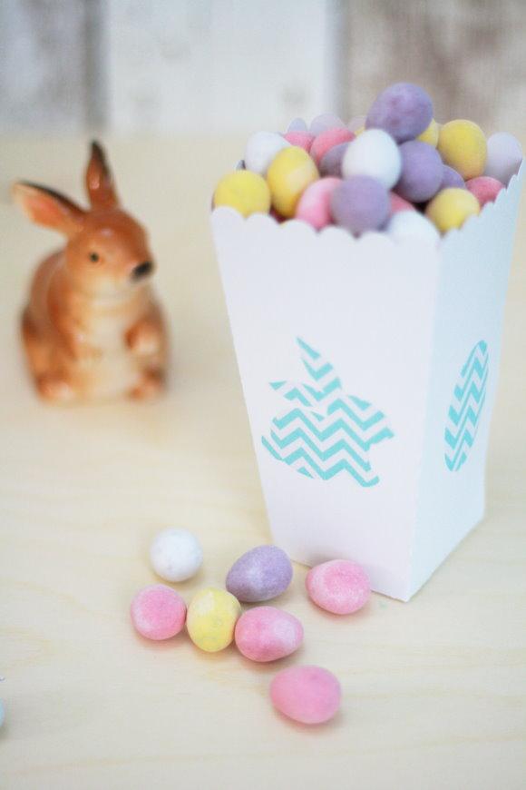 Freebie: DIY Box zu Ostern zum kostenlosen Download