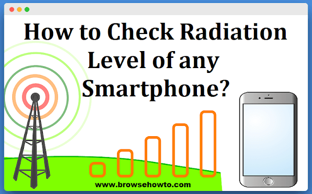 How to Check Radiation Level (SAR) of any Smartphone in Hindi