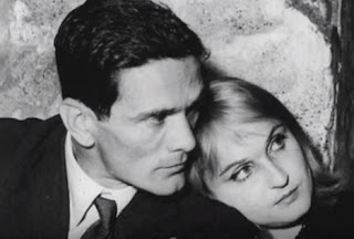 Laura Betti was for many years the companion of enigmatic director Pier Paolo Pasolini (left)