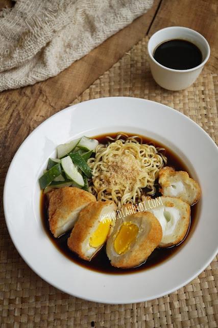 Cara Membuat Empek Empek Isi Telur : membuat, empek, telur, Didi's, Kitchen:, Mengisi, Telur, Dalam, Adonan, Pempek