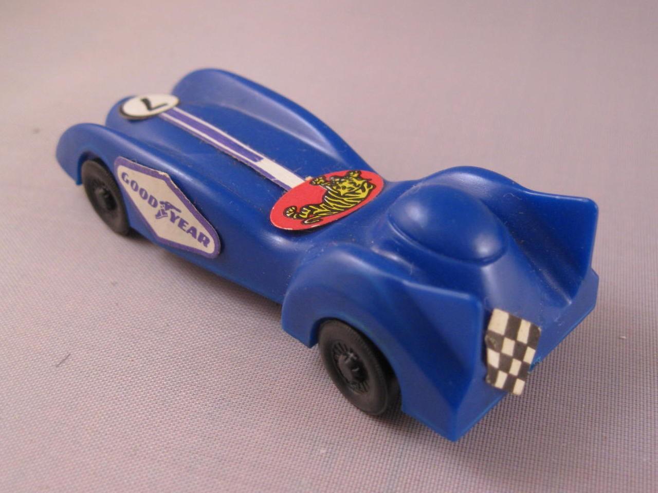 Car Toys Aurora Co: The Batmobile Show: THE 1973 JVZ CEREAL CAR PROTO-BATMOBILE