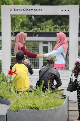 Jadi Baru Kebumen 2018 Tour To Bandung, Best Momen- foto terbaik di teras cihampelas bandung 8