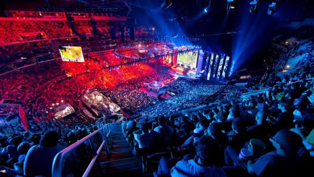 O mundo milionário do e-Sport