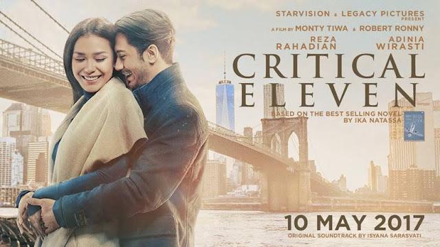 7 Film Romantis Indonesia Terbaik 2017 yang Bikin Baper